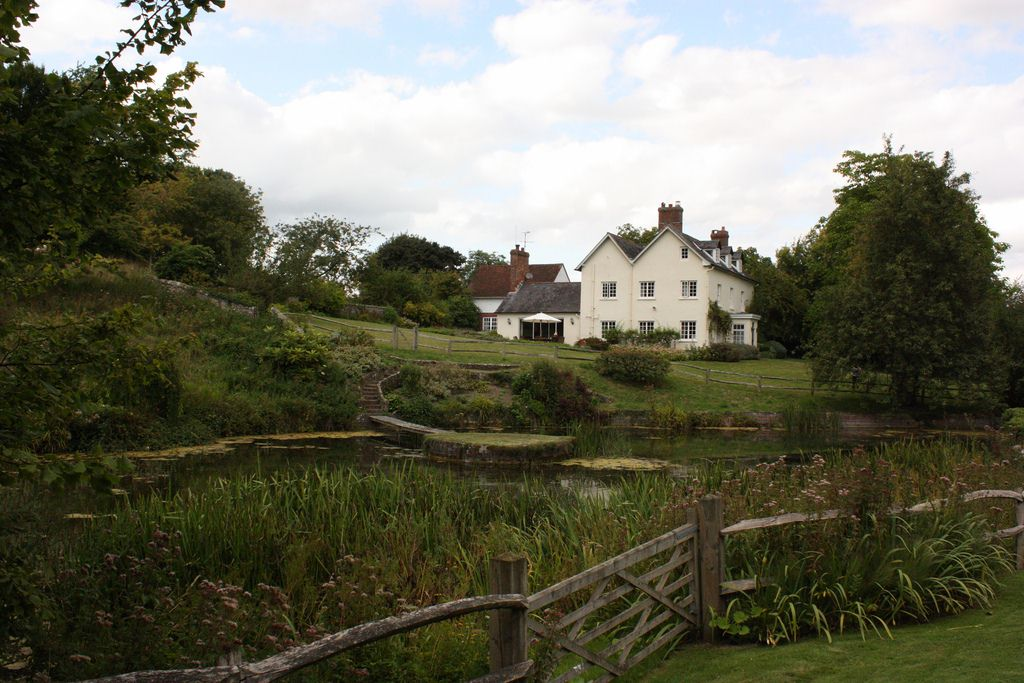 Duncton Mill Farm, Sussex  click image to return