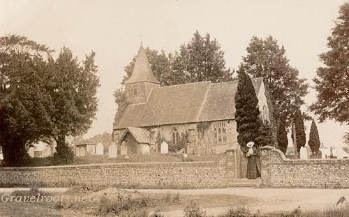 St. James, Heyshott