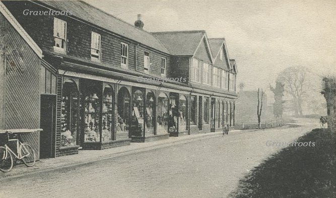 The Combination Stores at Loxwood c.1904