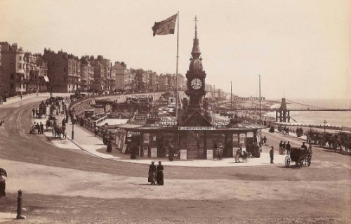 Old Photographs Of Brighton West Sussex History In Pictures