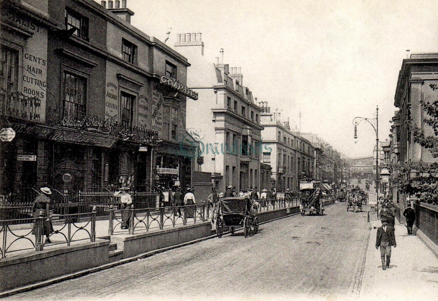 640 Old Brighton & Hove, part of Gravelroots Vintage Trail