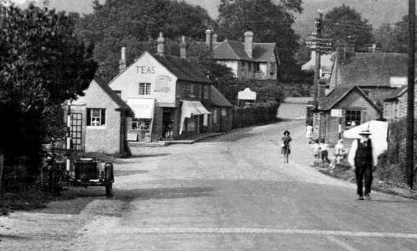Fernhurst on the Vintage Trail - click