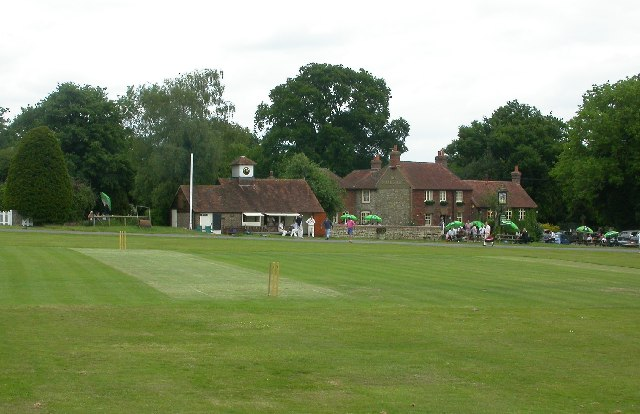 Village green and Noahs Ark
