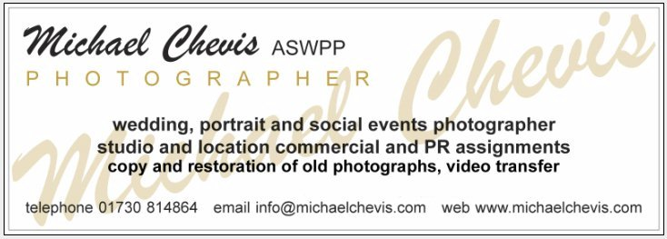 Michael Chevis, Photographer, Surrey