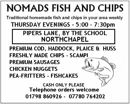 Nomad Fish & Chips - click for website