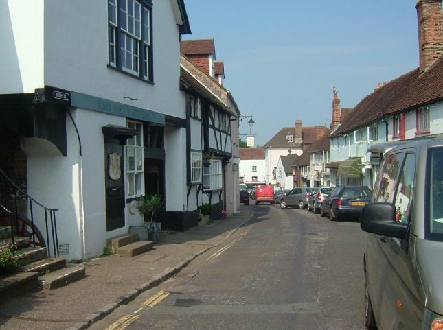 Petworth High Street 2006