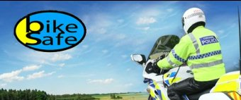 click for bikesafe website