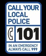 New Police Non Emergency number