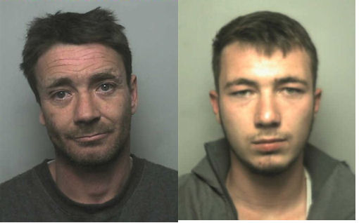John, Leslie Brazil jailed for assault in Yapton, click to enlarge