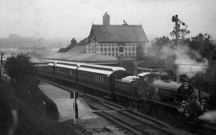 Midhurst Station 1906