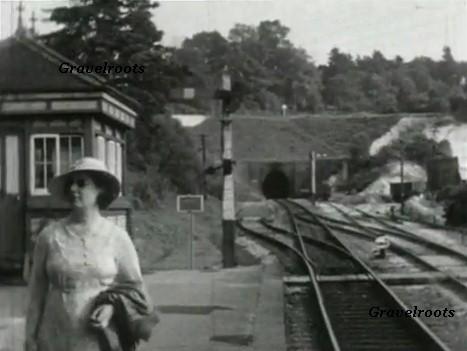 Midhurst Station 1955