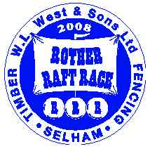 Old Logo - WL West no longer sponsor Raft Race