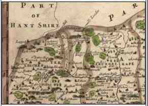 click for 1695 map
