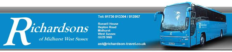 Richardsons Coach Travel