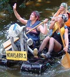 2012 Raft Race has been cancelled