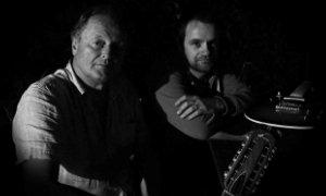 Willie Austen & Paul Stenton