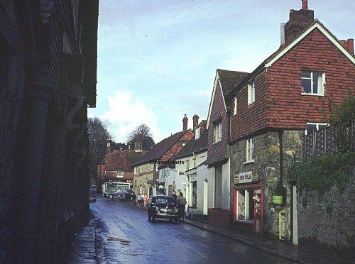Pound Street, Petworth