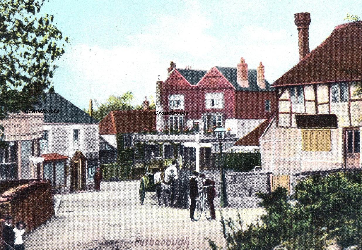 Pulborough, Sussex - click to return