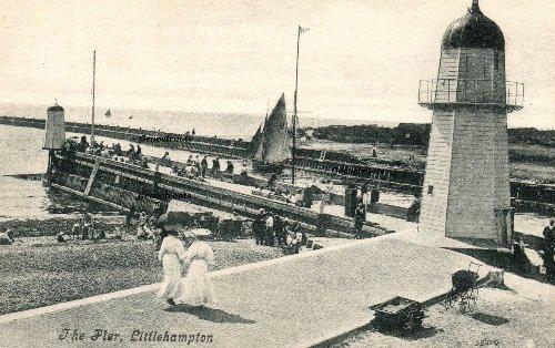 The pier, Littlehampton