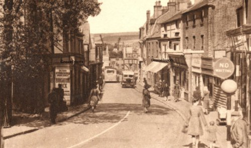 Old Newhaven