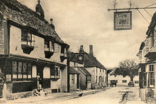 Old Alfriston