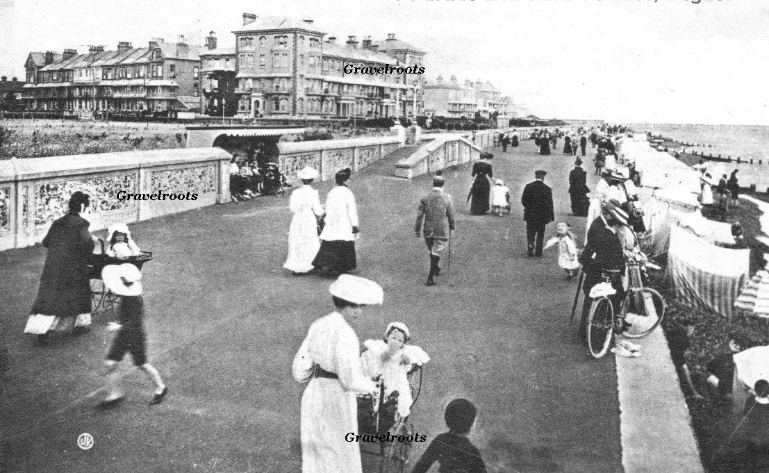 Old photos of west parade park terrace bognor regis for 100 park terrace west