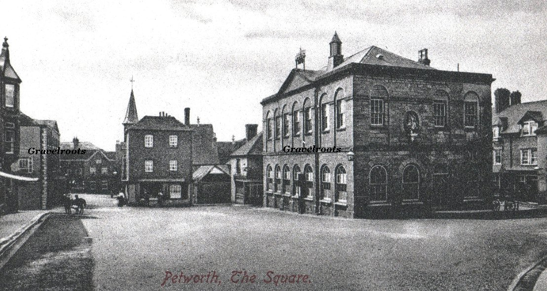 Petworth, Sussex -  further image below