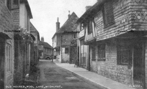 Wool Lane, Midhurst