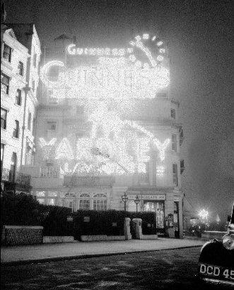 Kings Road, Brighton 1950s