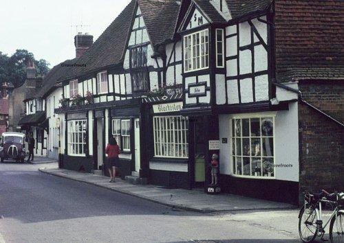 West Street, Midhurst