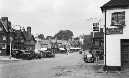 Old Haslemere
